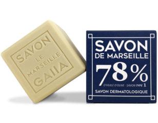 Cube de Savon de Marseille / Pur Olive 250 gr