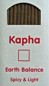 "Encens Tattva ""Kapha, Earth Balance"""