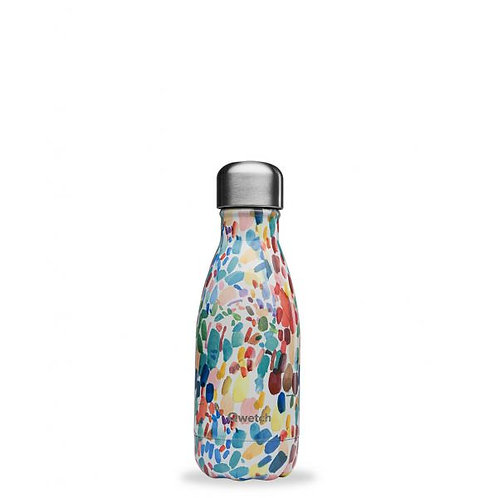 Bouteille inox isotherme 260ml/ARTY - Qwetch
