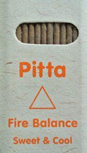 """Encens Tattva """"Pitta, Fire Balance"""""""