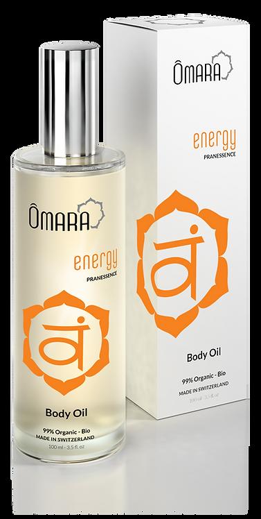 """Body Oil """"Energy"""""""