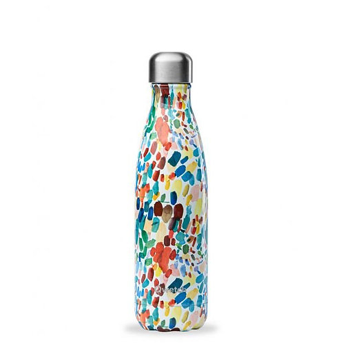 Bouteille inox isotherme 500ml/ARTY - Qwetch