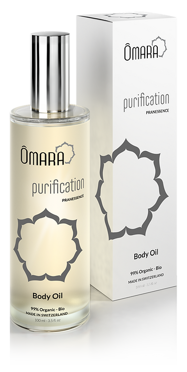 """Body Oil """"Purification"""""""