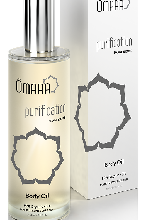 "Body Oil ""Purification"""