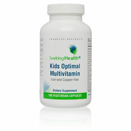 Seeking Health - Kids Optimal Multivitamin - Multivitamines pour enfants