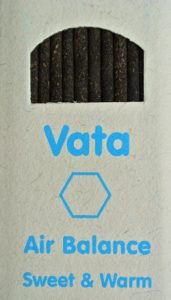 "Encens Tattva ""Vata, Air Balance"""