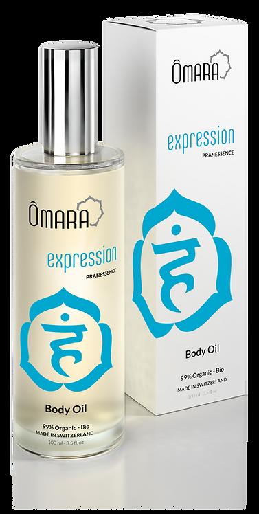 "Body Oil ""Expression"""