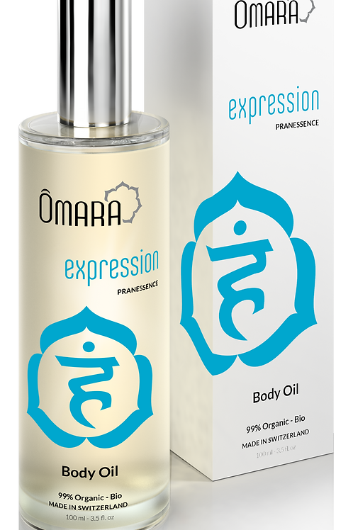 "Body Oil ""Expression"""