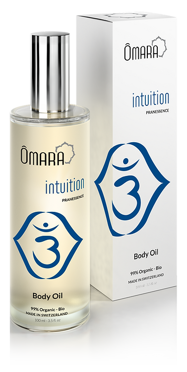"""Body Oil """"Intuition"""""""