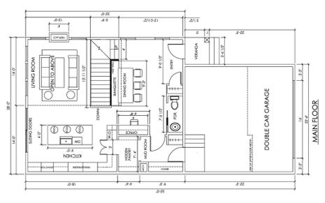 The Allenby Main Floor