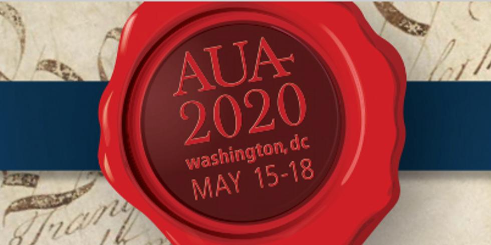 AUA 2020