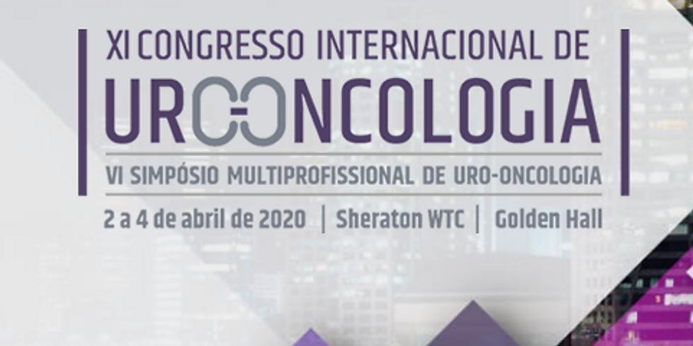 XI Congresso Internacional de Uro-Oncologia