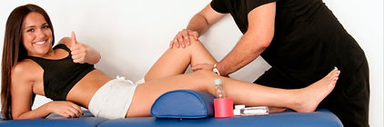 Sports Massage Therapeutic Stretching