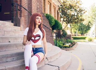 Cosplay Shoot with Autumn (Mary Jane)
