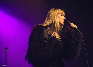 The Naked and Famous, XYLØ & The Chain Gang of 1974: Pomona Fox Theater