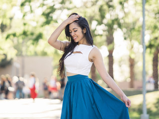 eShakti: Bryn Dress Review with Poh (@Monsterpoh)