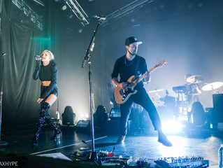 Phantogram at The Observatory in Santa Ana