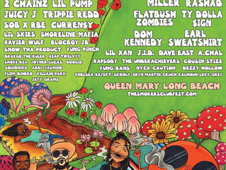 The Smokers Club Fest brings Kid Cudi, Schoolboy Q, Wiz Khalfia and many more to The Queen Mary Apri