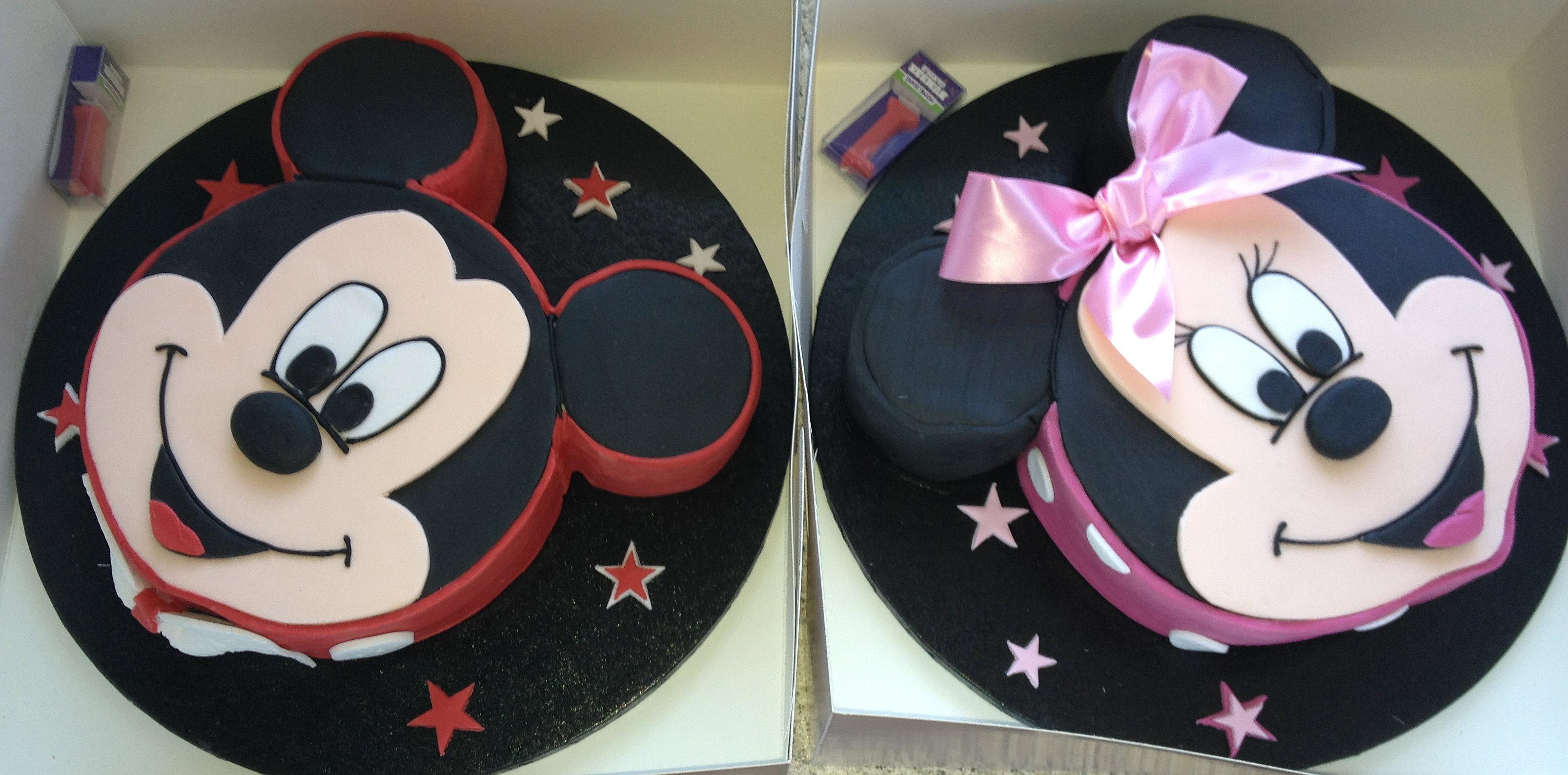 Mickey Mouse Cake Uk