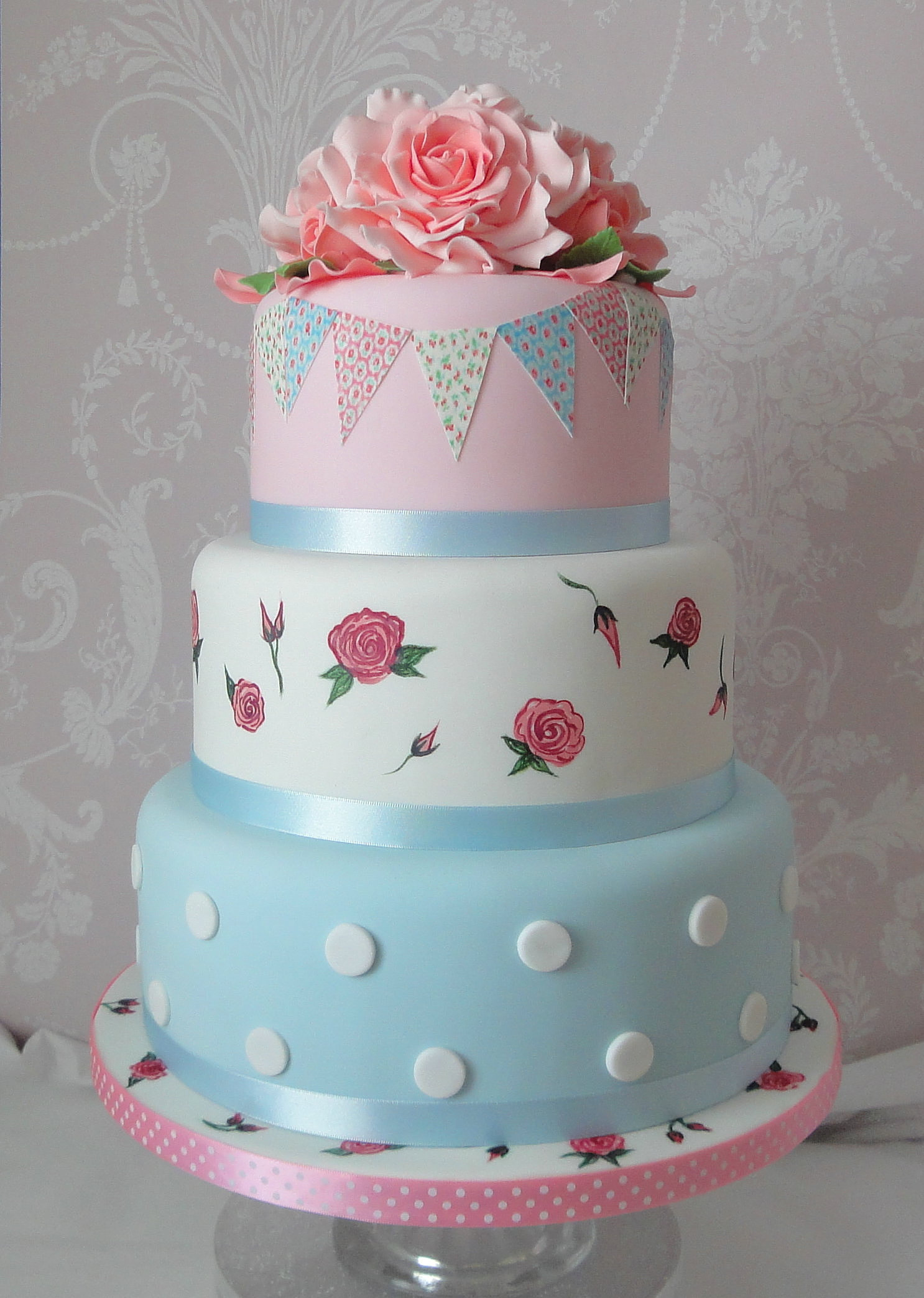 Happy Birthday Cath Cake