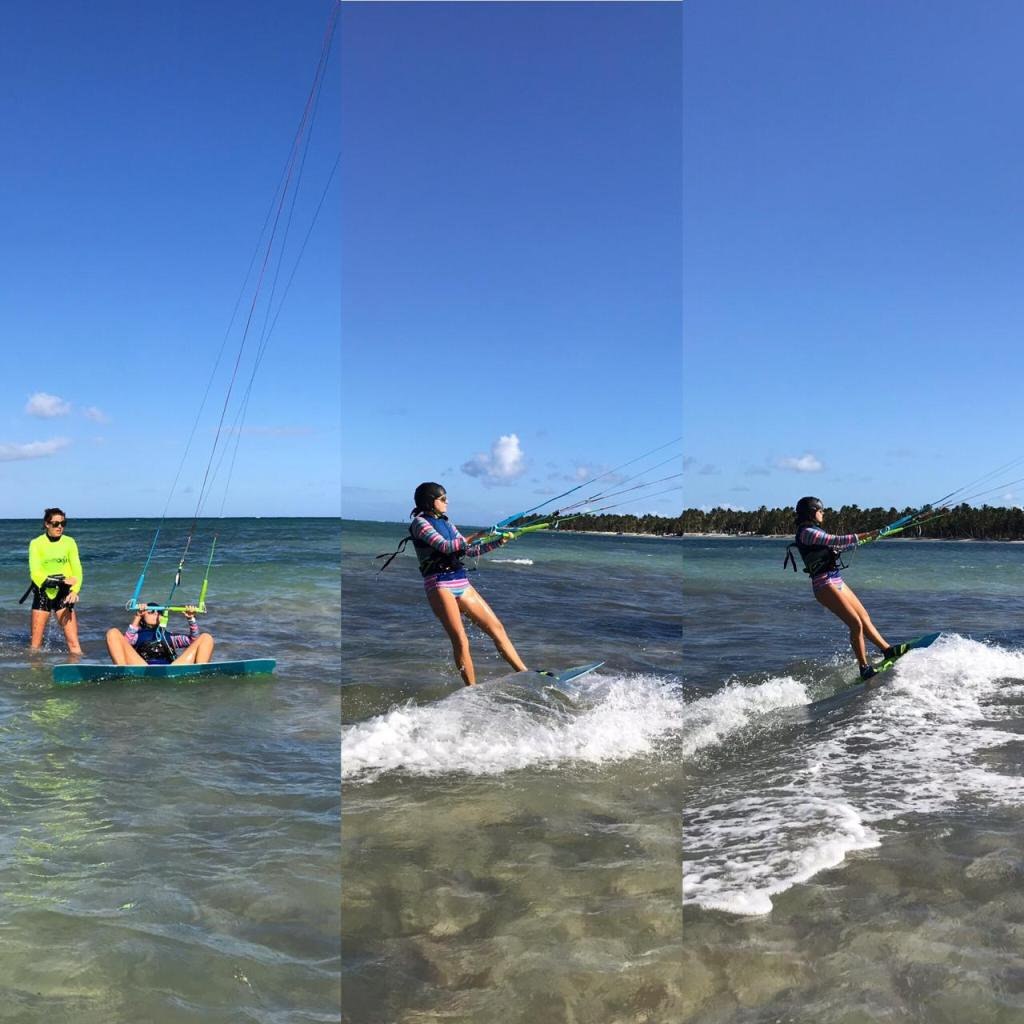 INTERMEDIATE-ADVANCED KITE SURF PROGRAM
