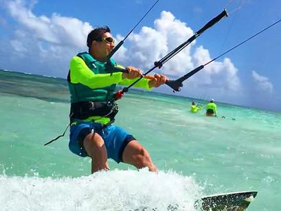 Kite Surf in Punta Cana!