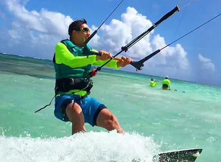 Kite Surf in Punta Cana!