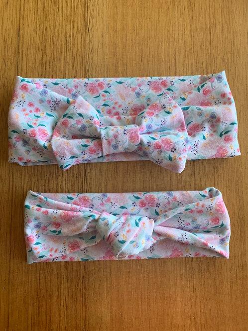 Stretch Floral Headband