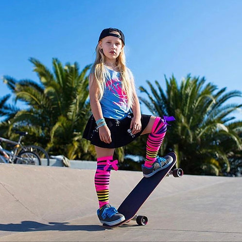Skater Skirt (Black sizes 7-12)