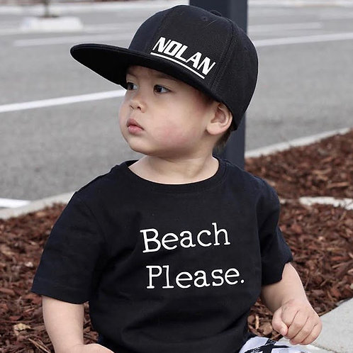 Beach Please Tee (0-12)