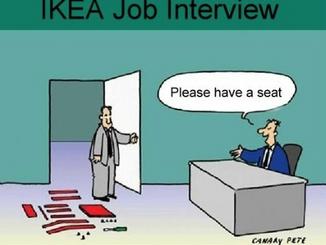 The IKEA Job Interview!