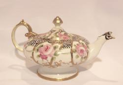 Hand Painted Tea Pot