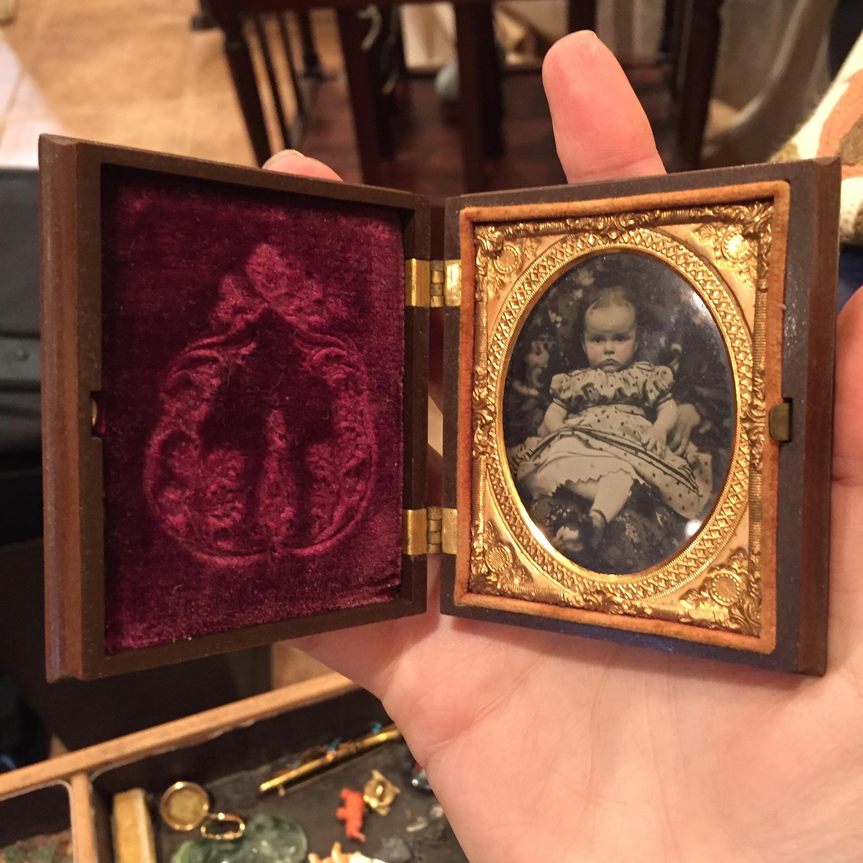 Antique Daguerreotype