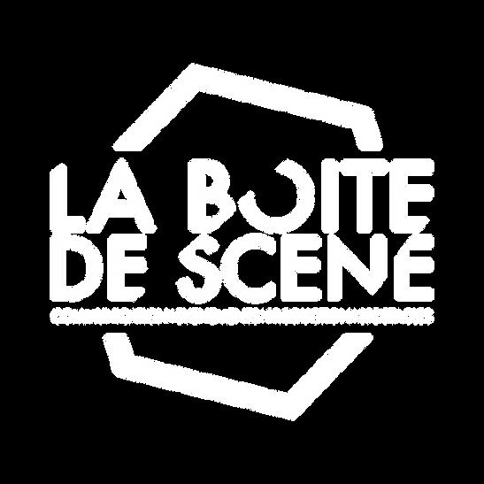 LOGO |La Boite de Scène | Communication | Production de spectacles | Agence événementielle | NORD PAS-DE-CALAIS