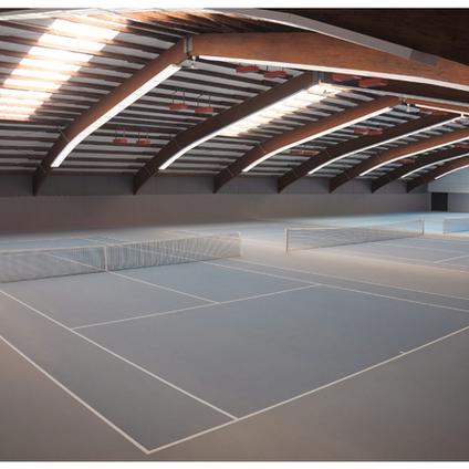 Hallenplätze P.S Tennis
