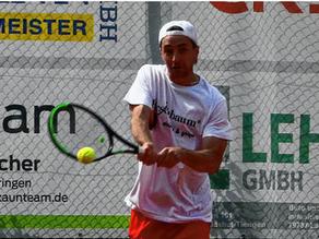 Beim TC Rot-Weiß Tiengen ist Tennis nie langweilig