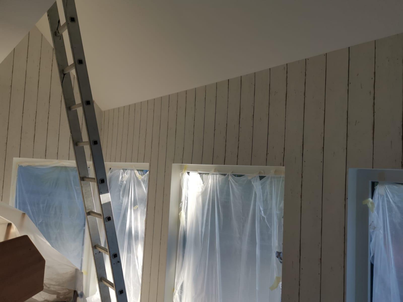Wandgestaltung Tapete