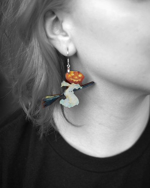 """""""Pumpkin Witch"""""""
