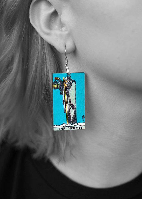"""""""The Hermit"""" Earrings"""