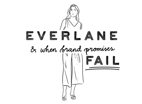 Everlane and When Brand Promises Fail