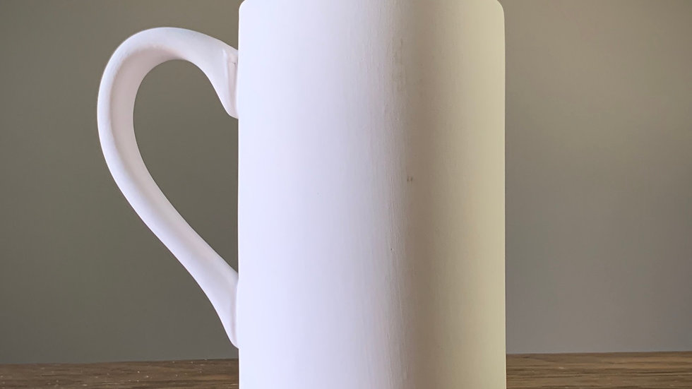 Tall Thin Mug