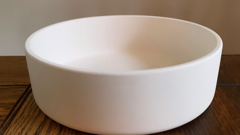 Modern Pet Dish, Medium