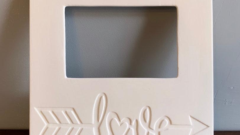 """""""Love"""" Frame"""