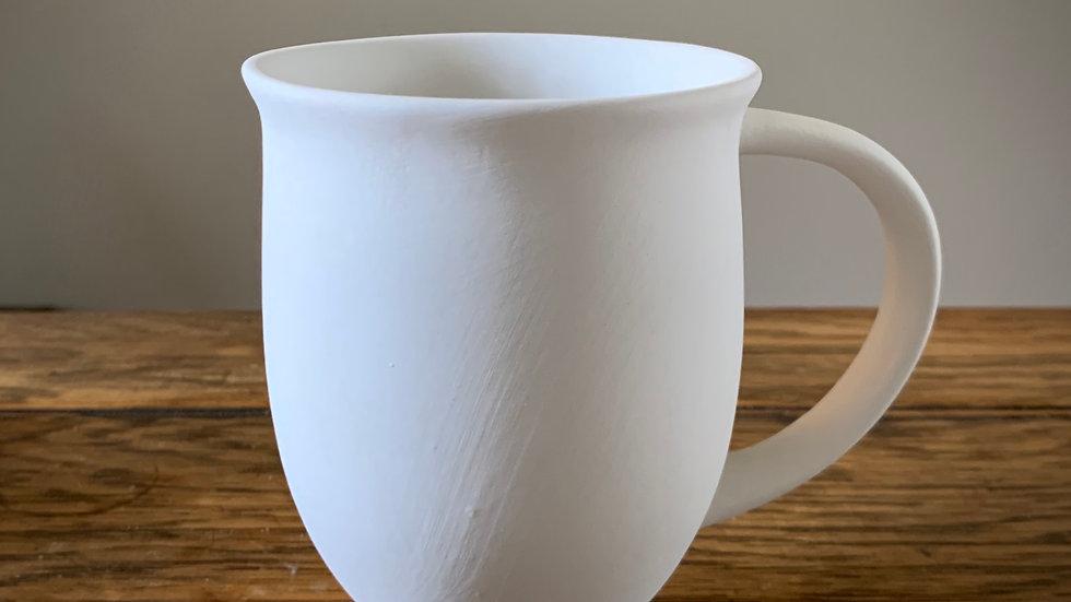 Mug, Pedestal