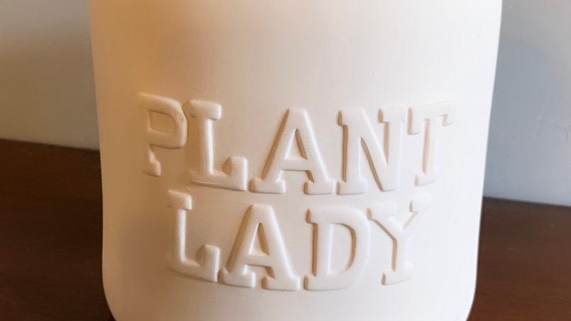 """Plant Lady"" Planter"