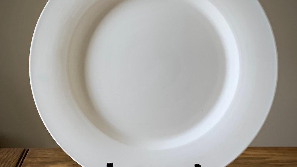 Dinner Plate, Rimmed