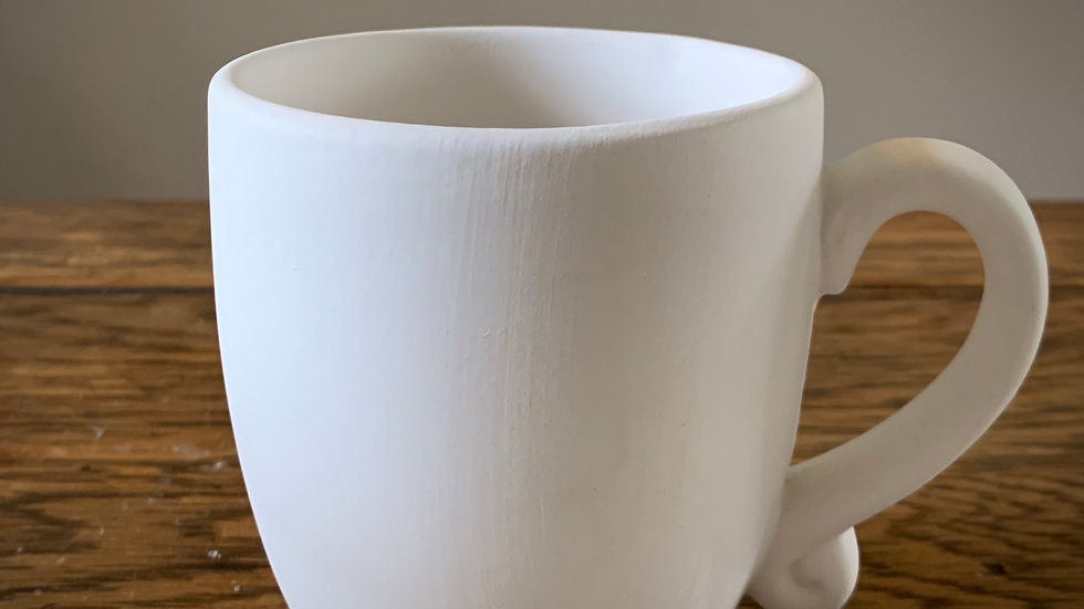 Mug, Loop Handle