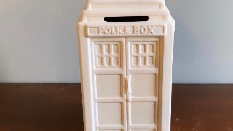 Police Box Bank
