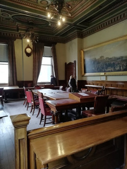 Leith Police Station Old Council Chamber