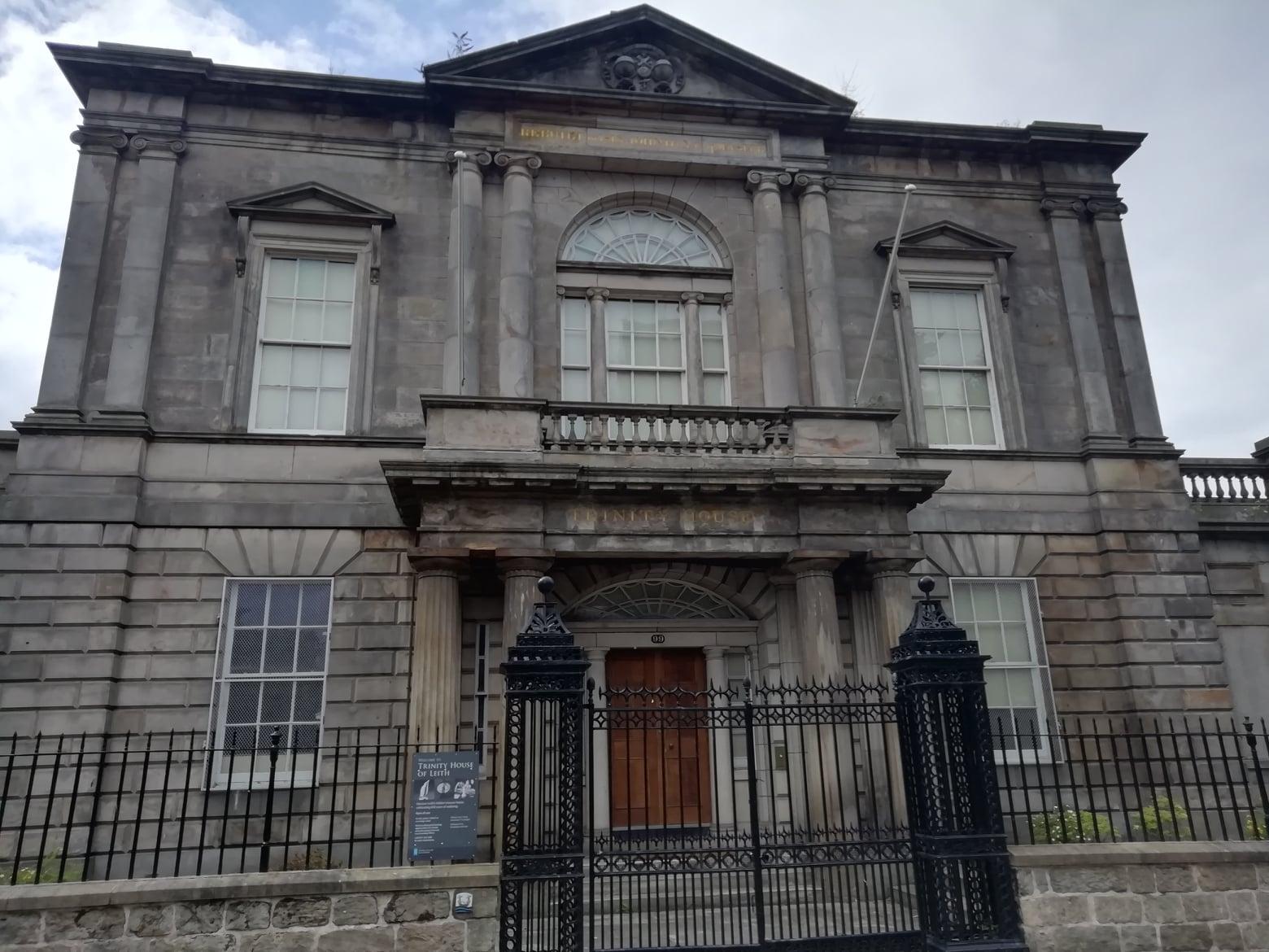 Trinity House Museum, Kirkgate, Leith